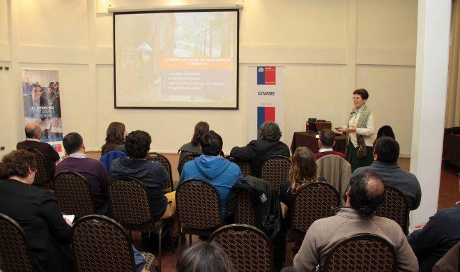 Isabel Infante, Coordinadora Nacional de Educación de Adultos