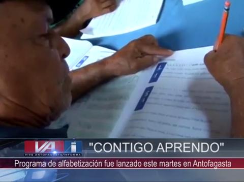 cONTIGO APRENDO ANTOFAGASTA